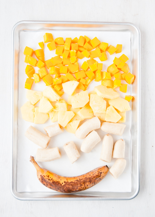 How to Properly Freeze Fruits & Veggies. 11 Secrets!   Design Mom - freezing produce for smoothies featured by top lifestyle blogger, Design Mom